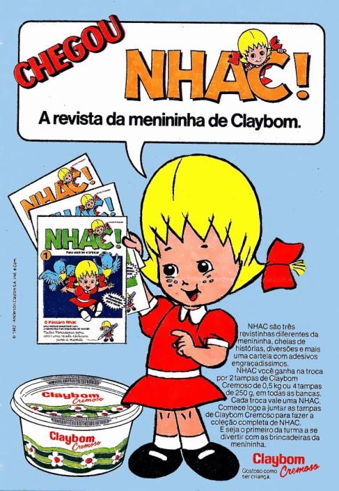 Margarina Claybom (1982)