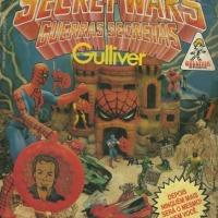 Guerras Secretas Gulliver (1987)