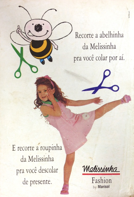 Melissinha Fashion da Marisol (1990)